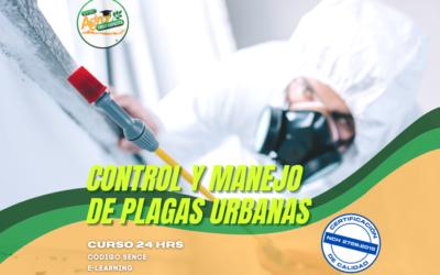 Curso Control y Manejo de Plagas Urbanas 2021